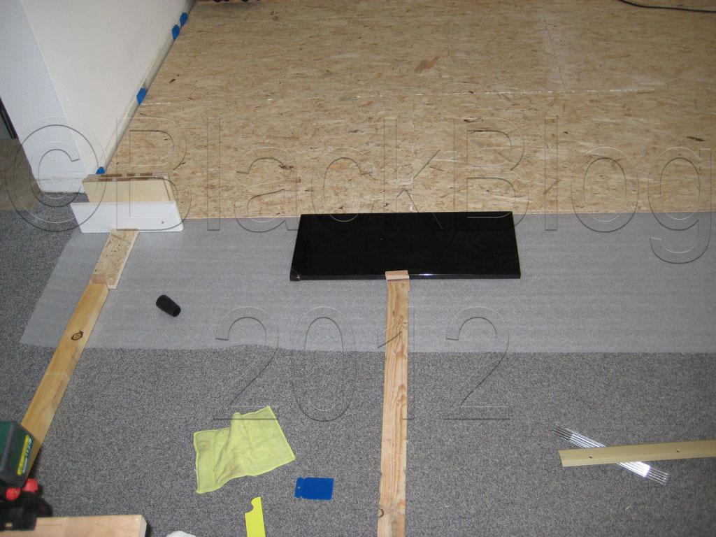 Sehr Black Blog » Blog Archive » OSB Platten als Fußboden VE58